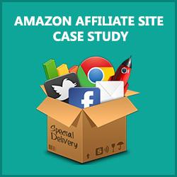 amazon affiliate site case study image