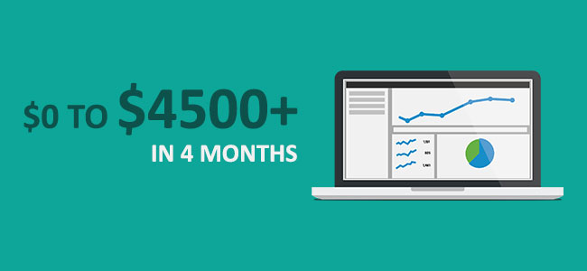 Amazon Affiliate Site Case Study ($4500+ Monthly Profit in 4 Months)